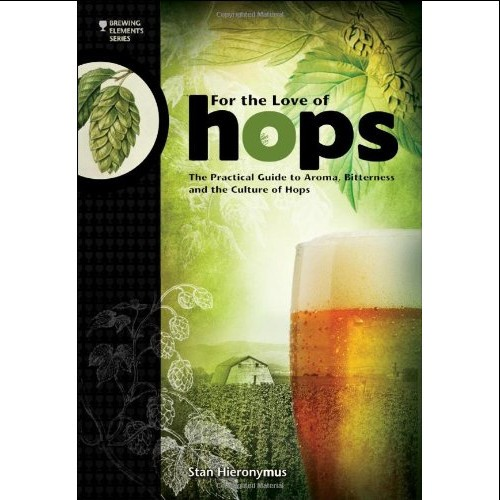 LIVRO FOR THE LOVE OF HOPS