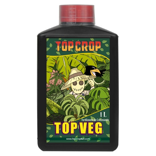 Top Veg 1L - Fertilizante Top Crop