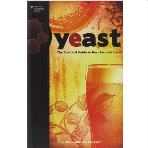 LIVRO YEAST, THE PRACTICAL GUIDE TO BEER FERMENTATION