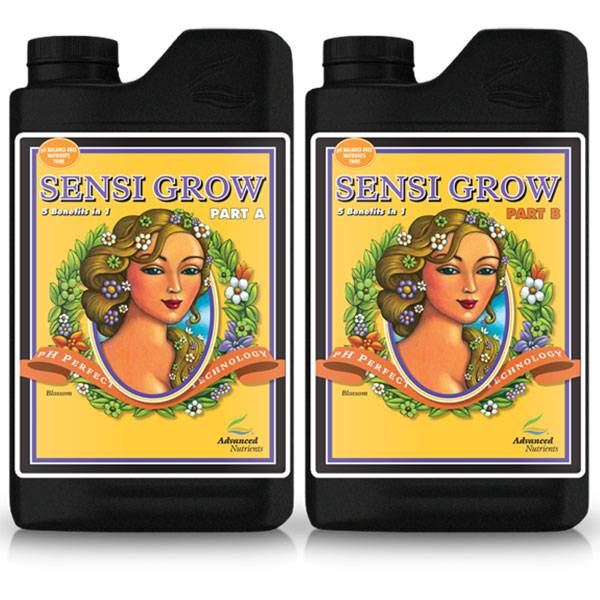 Advanced Nutrients Sensi Grow A + B 4000ml + 4000ml